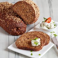 Protein Brot Produktfoto